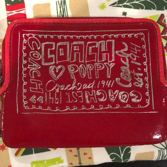 Coach Wristlet in like new condition